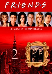 Friends 2.ª Temporada
