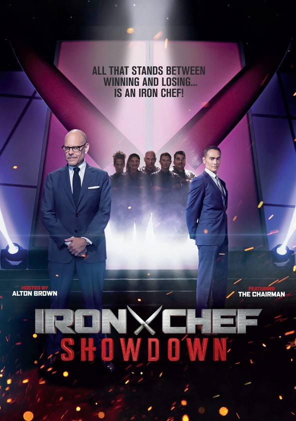 Iron Chef Showdown