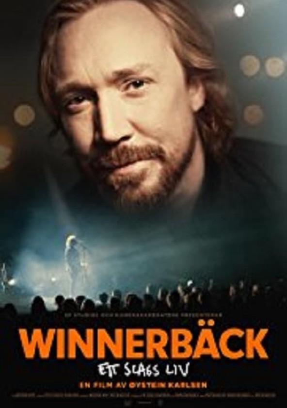 Winnerbäck - A Kind of Life poster