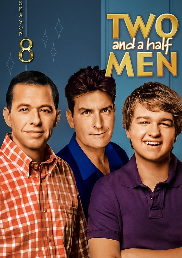 Two and a Half Men Season 8 poster