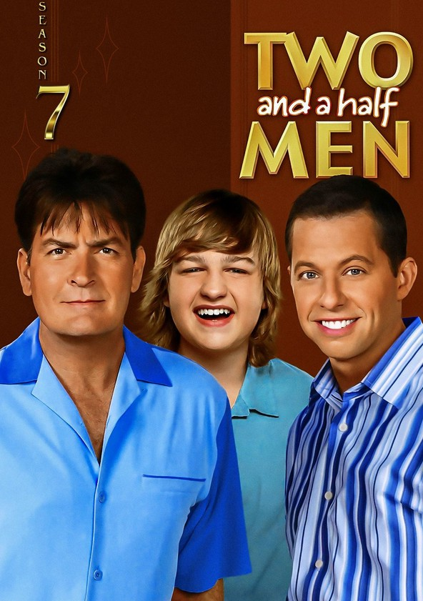 Two and a Half Men Season 7 poster