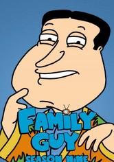 Padre de Familia Temporada 9