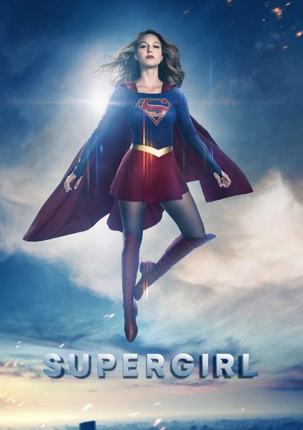 DC: Supergirl Sezon 3 poster