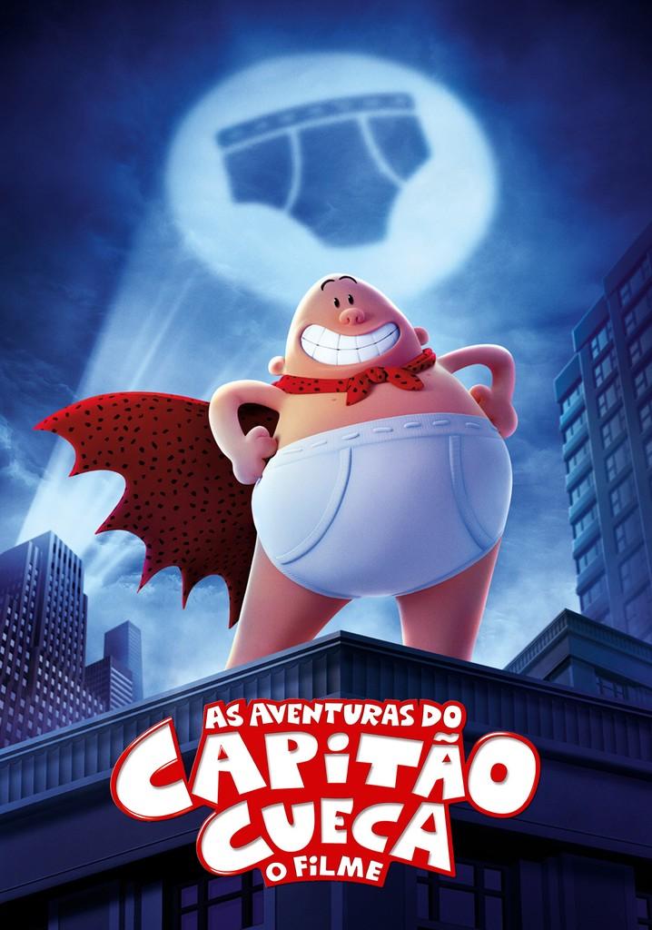 Capitão Cuecas - O Filme