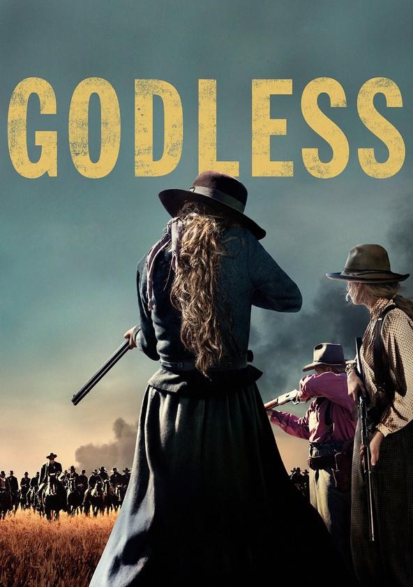 ゴッドレス -神の消えた町- poster