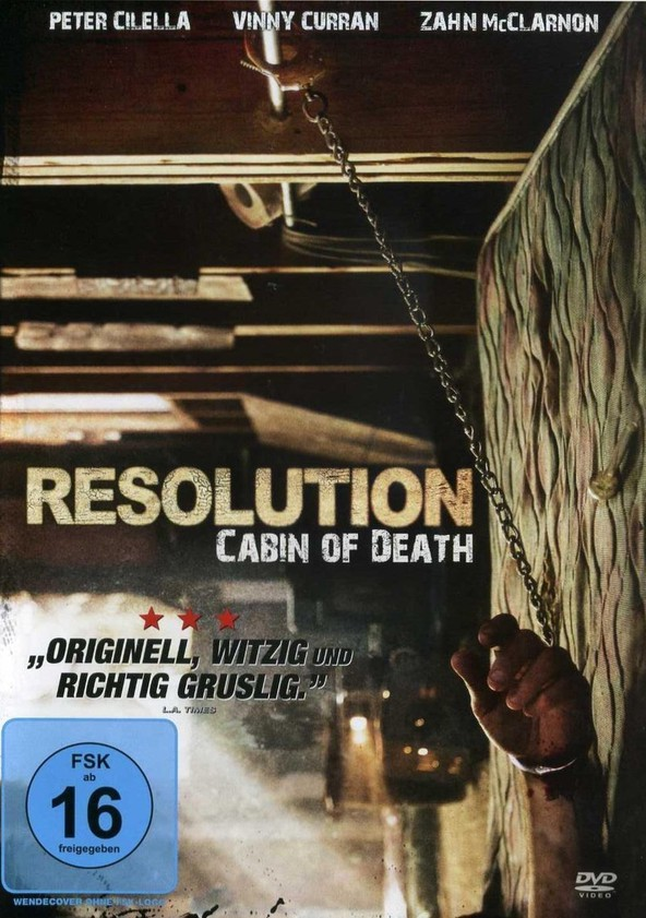 Resolution - Cabin of Death