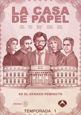 La casa de papel Temporada 1