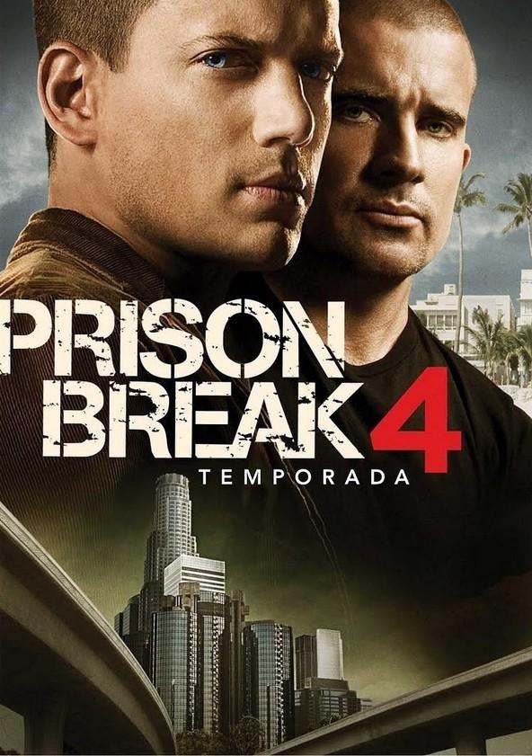 Prison Break temporada 4 - Ver todos los episodios online