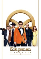 Kingsman : Le Cercle d'or