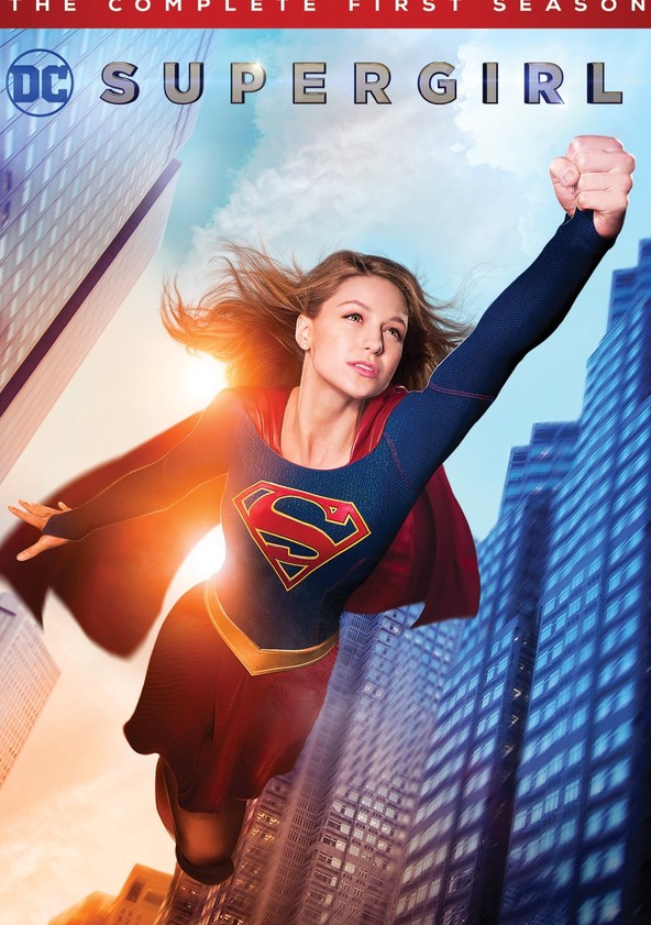DC: Supergirl Sezon 1 poster