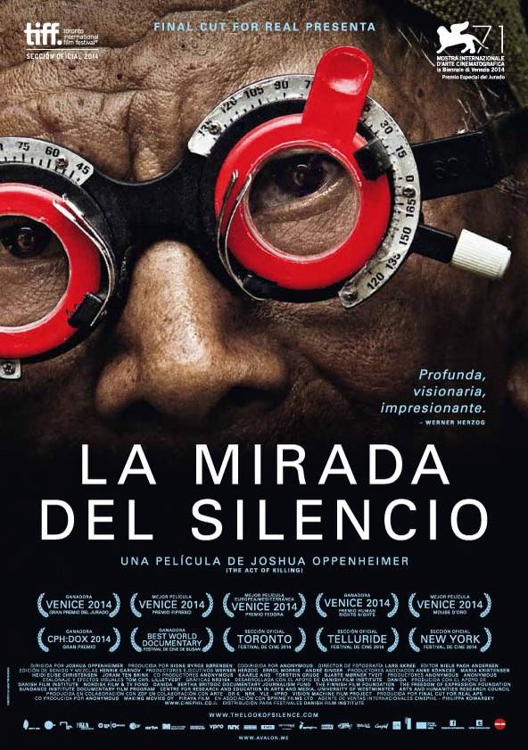 La mirada del silencio poster