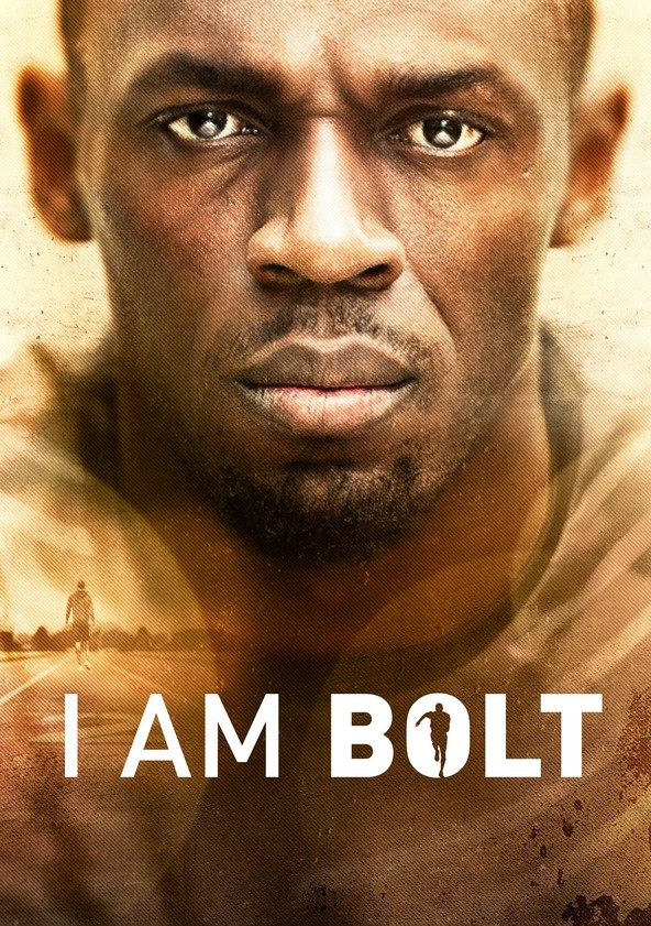 Eu sou Bolt poster