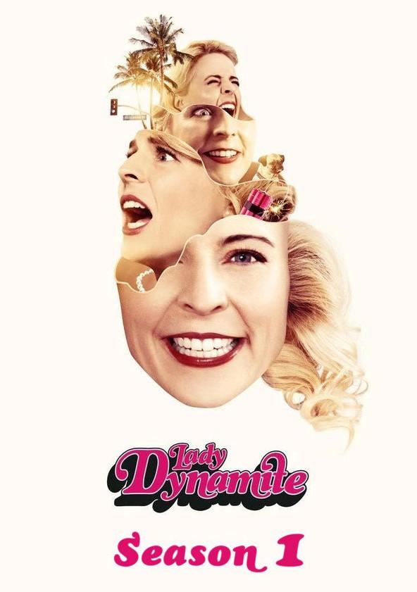 Lady Dynamite Season 1 poster