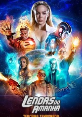 DC's Legends Of Tomorrow 3.ª Temporada