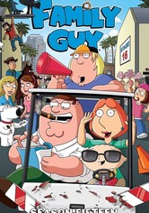Family Guy 15.ª Temporada