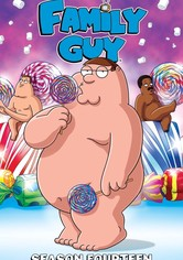 Family Guy 14.ª Temporada