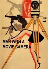 Mies ja elokuvakamera