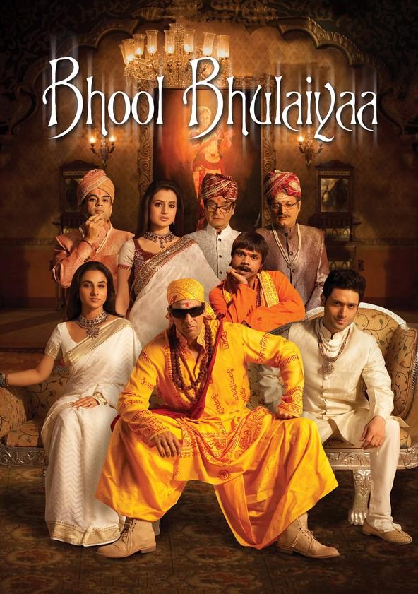 Bhool Bhulaiyaa Full Movie Online With English Subtitles