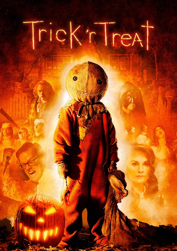 Trick 'r Treat poster