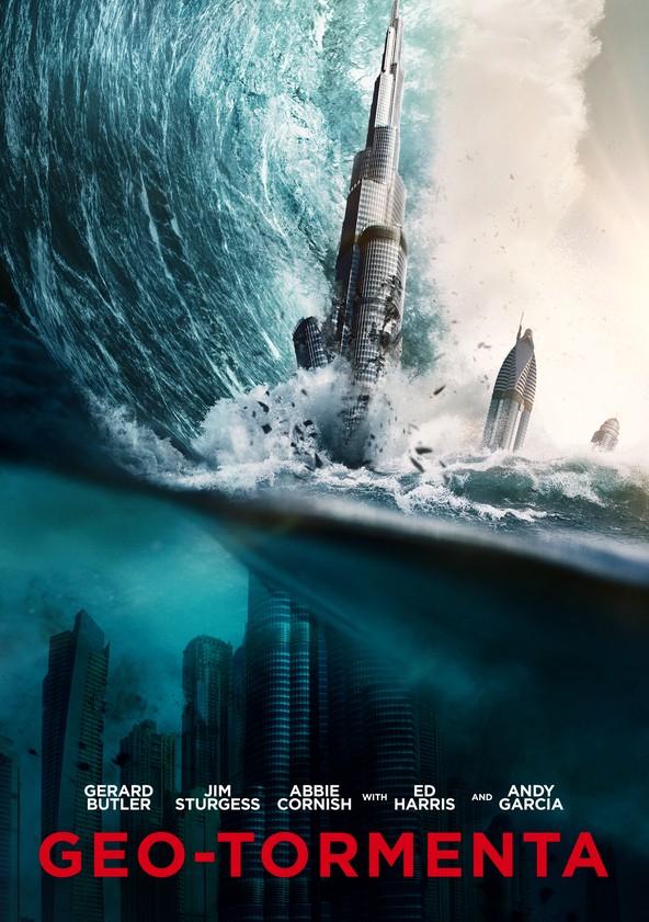Geo-tormenta poster