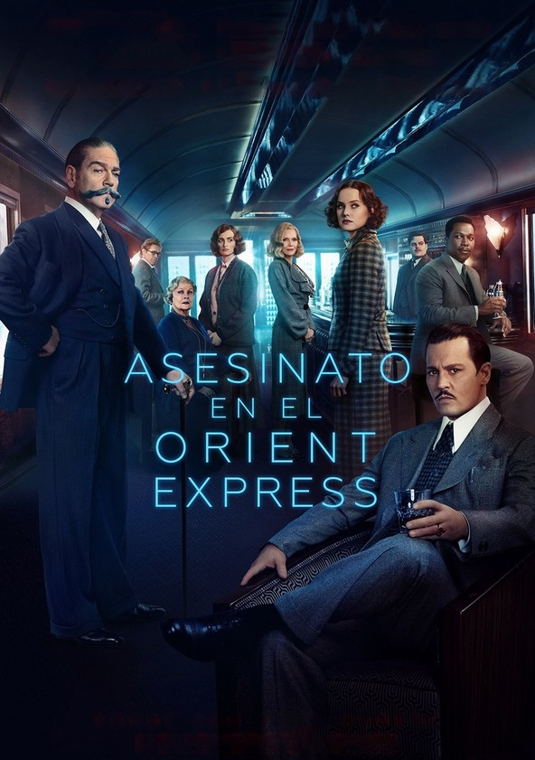 Asesinato en el Orient Express poster