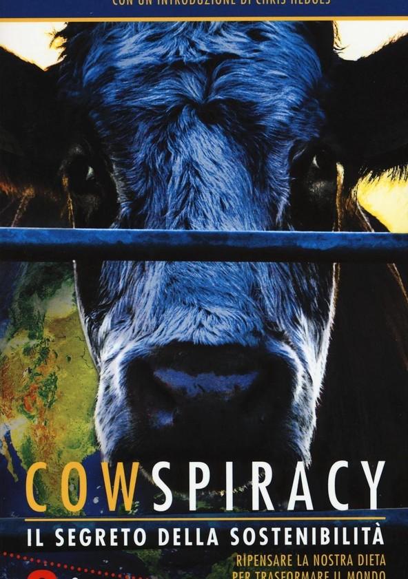 Cowspiracy - Il segreto della sostenibilità ambientale poster