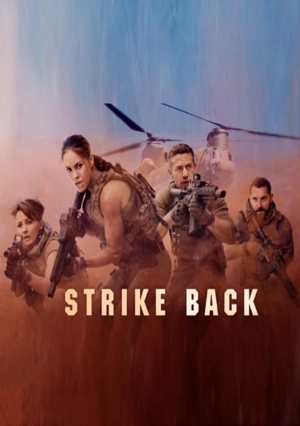 Strike Back Retribution poster