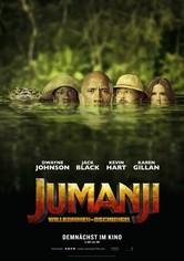 Jumanji: Willkommen im Dschungel