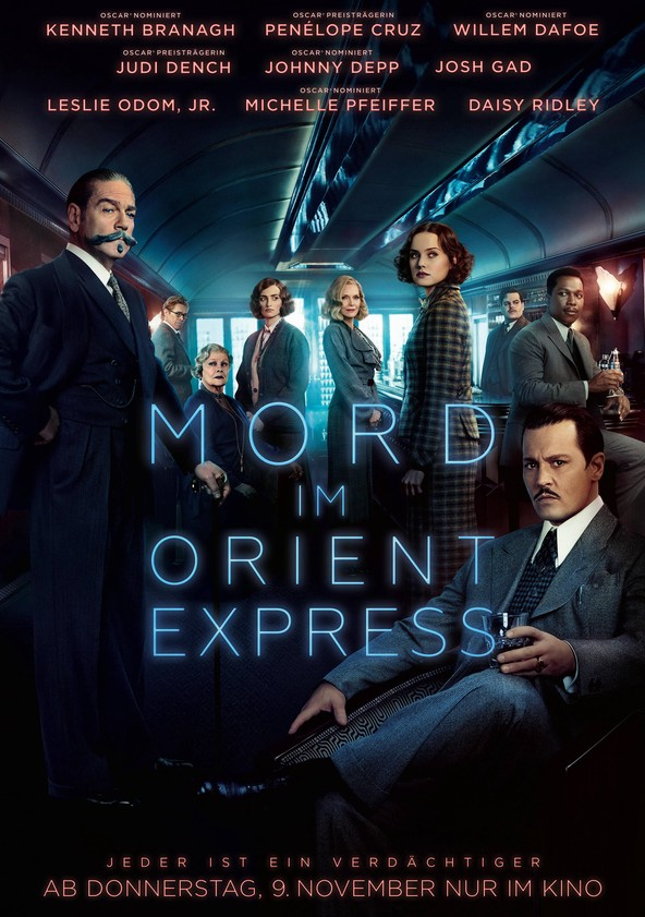 Mord im Orient-Express poster