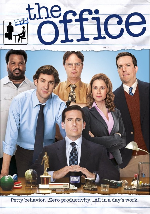 The Office Season 7 poster
