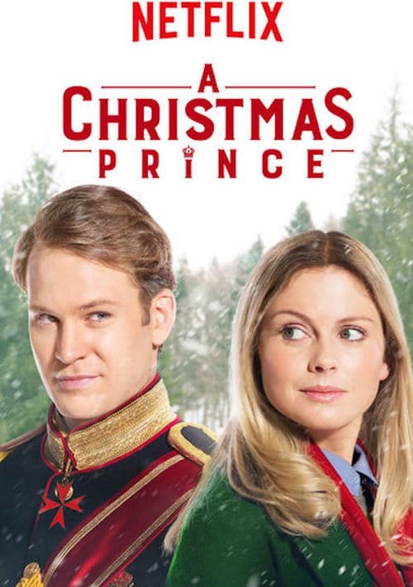 A Christmas Prince - movie: watch