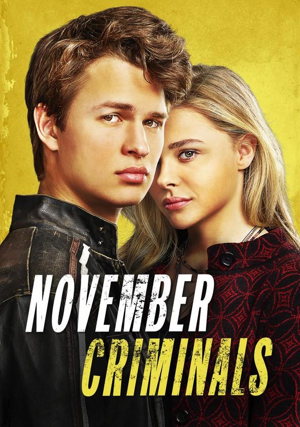 November Criminals poster