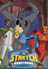 Stretch Armstrong & the Flex Fighters Season 2
