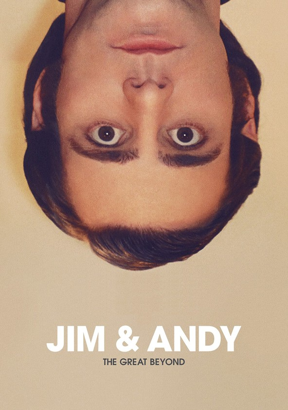 Jim y Andy poster