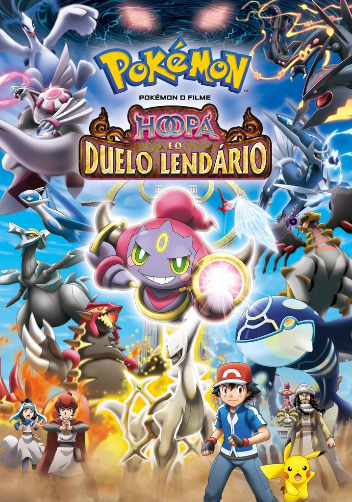Pokémon: O Filme - Hoopa e o Duelo Lendário