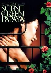 El olor de la papaya verde