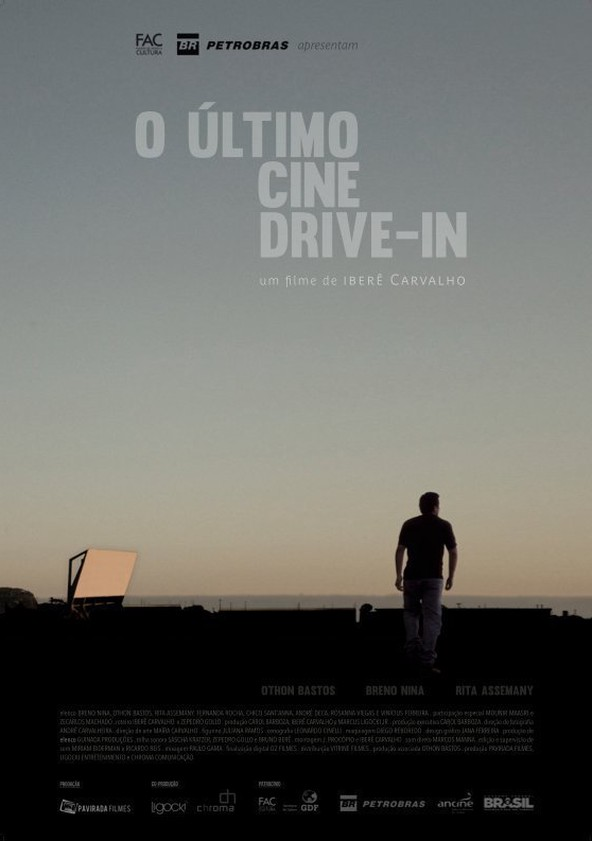 The Last Drive-In Theater poster