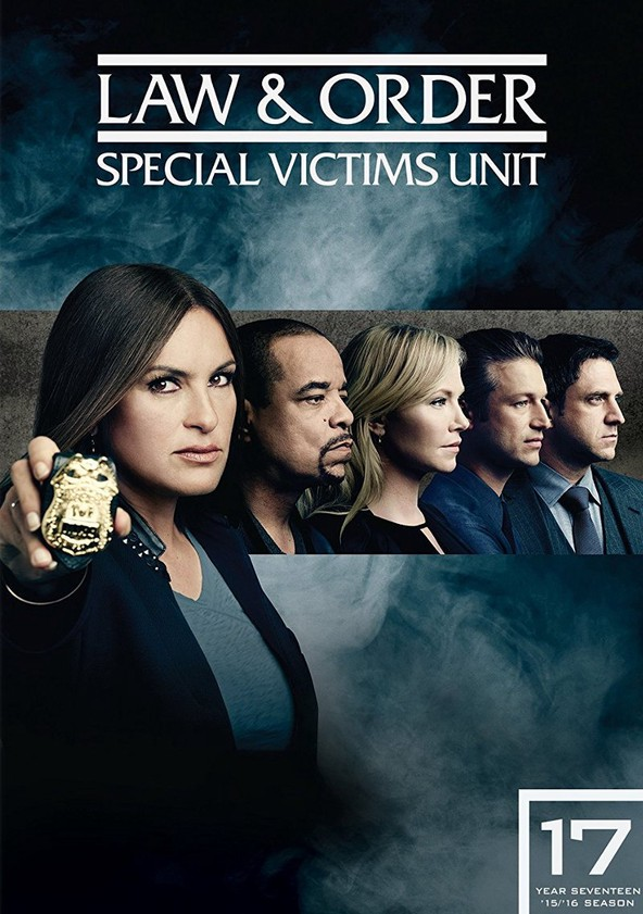 Law & Order: Special Victims Unit Season 17 poster