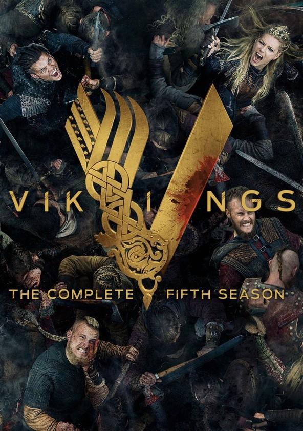 Vikings Staffel 5 poster