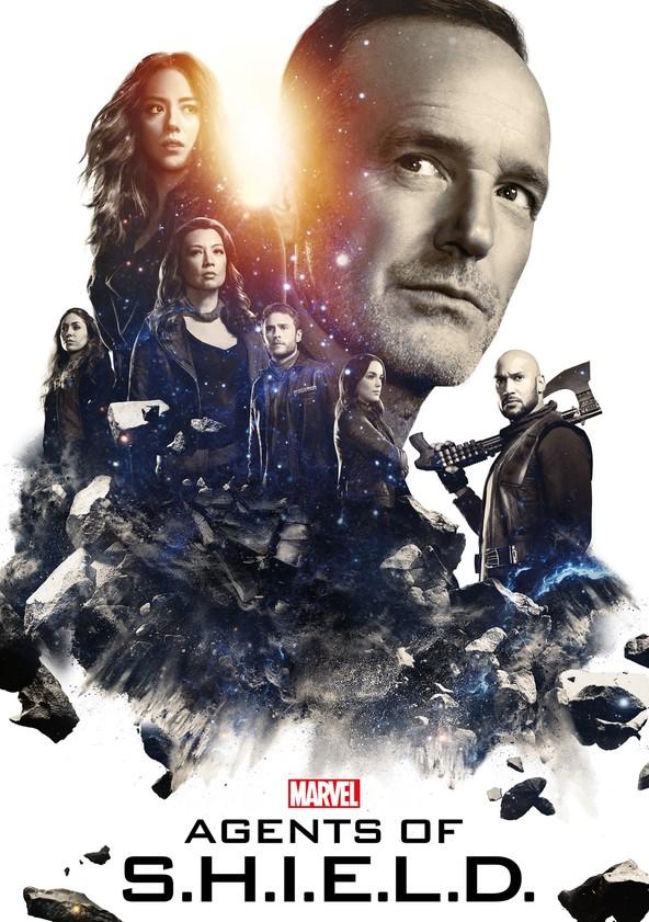 S.H.I.E.L.D. Agentit poster