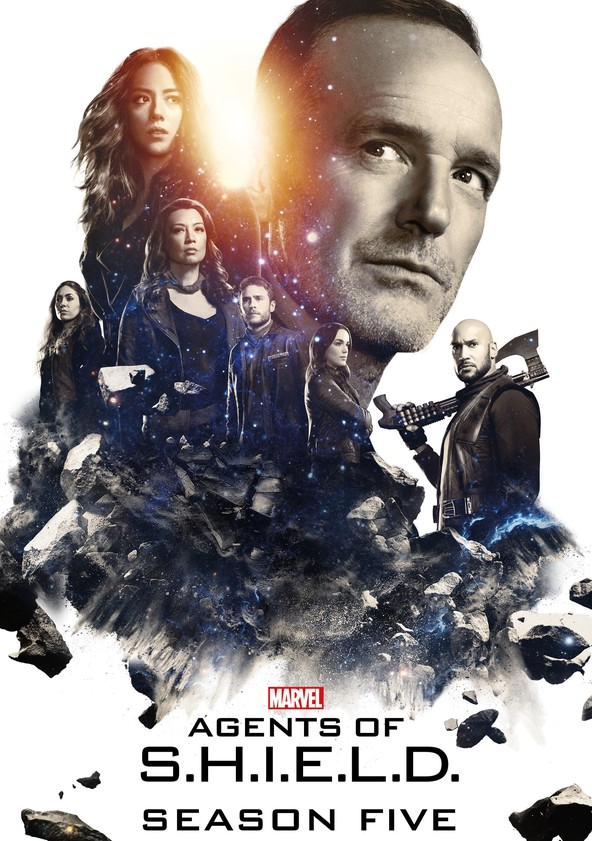 Marvel's Agents of S.H.I.E.L.D. Season 5 poster