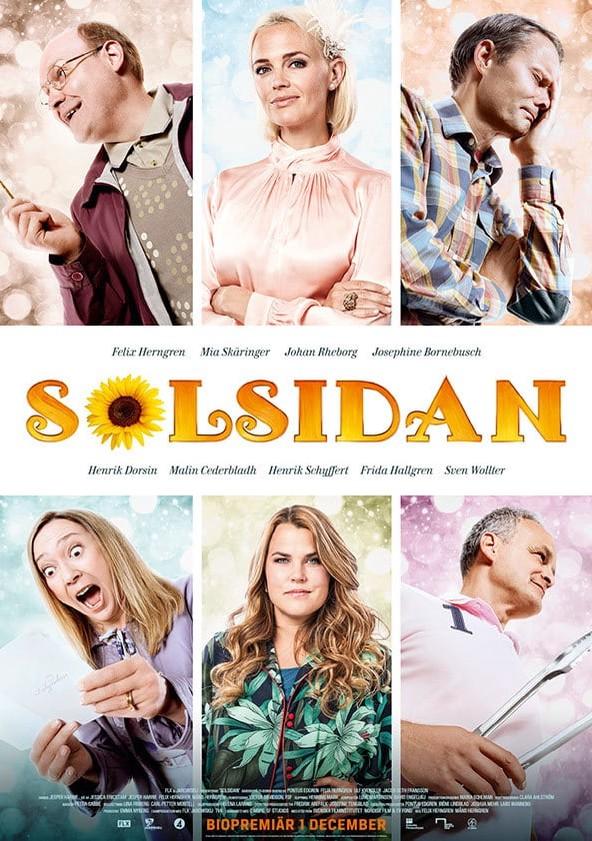 Solsidan poster