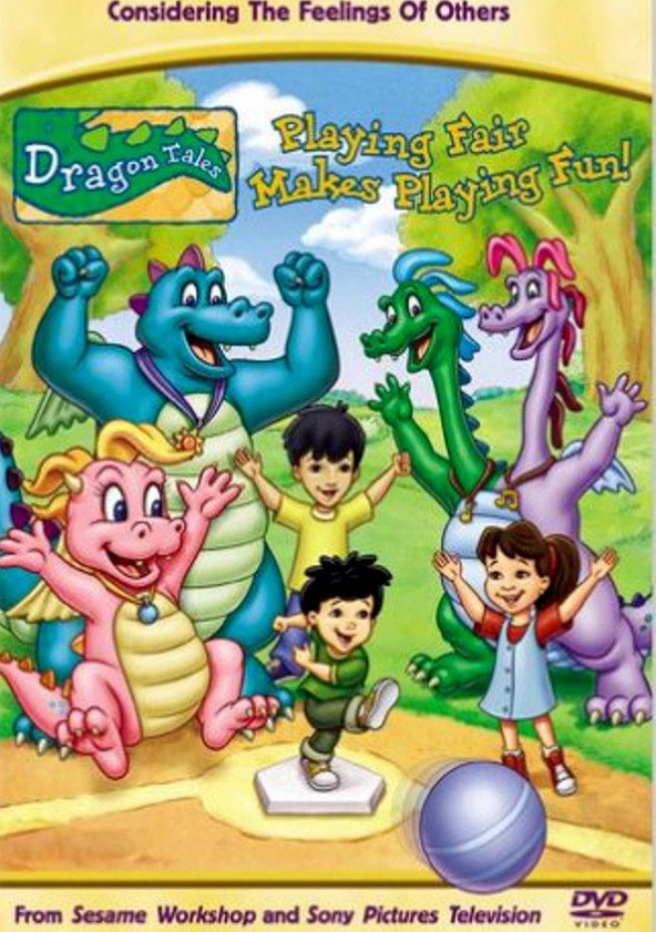 Dragon Tales Season 1 - watch full episodes streaming online