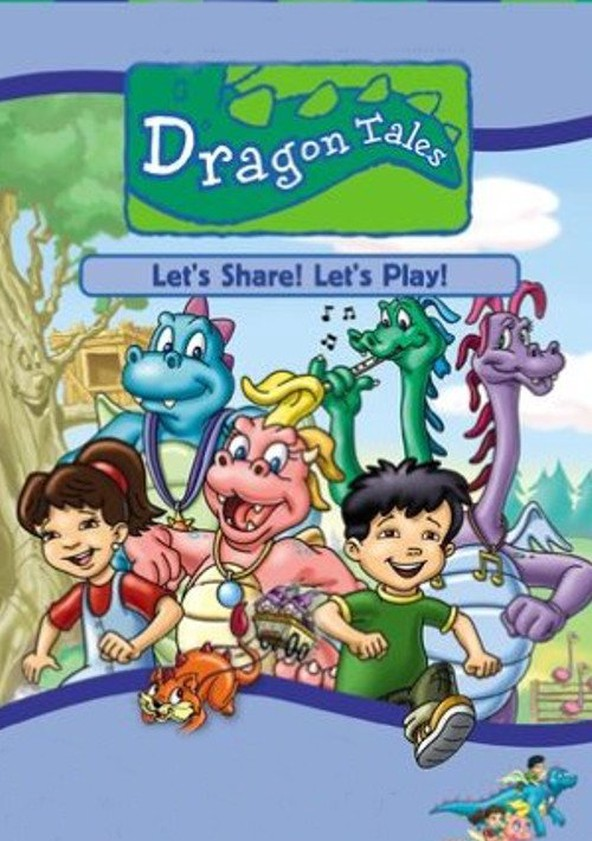 Dragon Tales Season 2 - watch full episodes streaming online