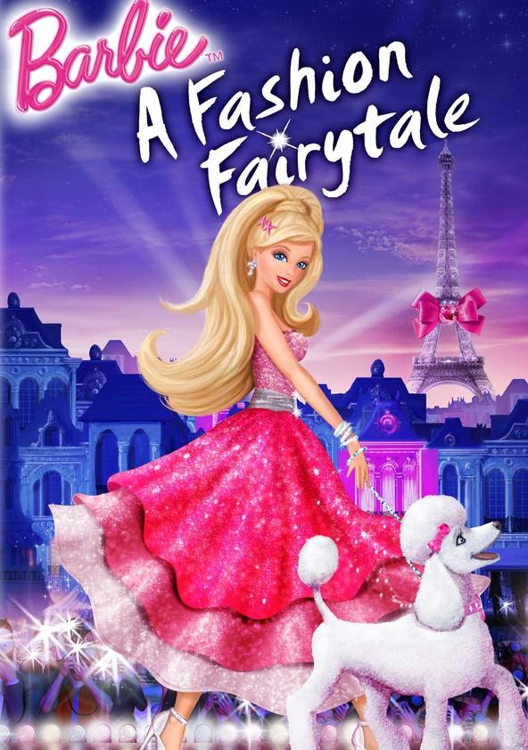 Barbie: A Fashion Fairytale poster