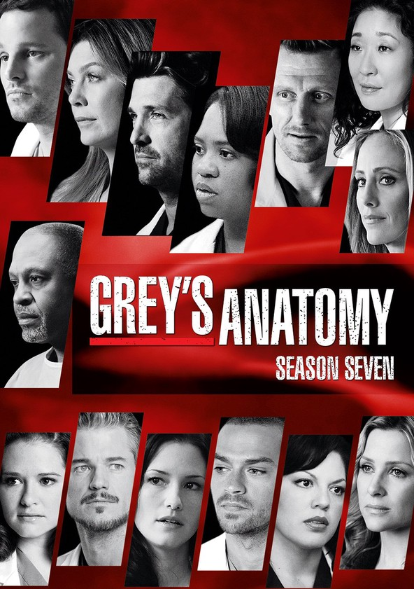 Grey\'s Anatomy Season 7 - watch episodes streaming online