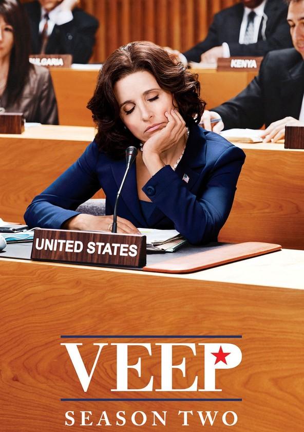 Veep Season 2 poster