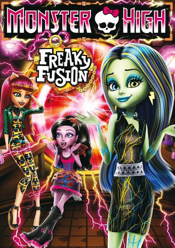 Monster High: Őrült kombináció