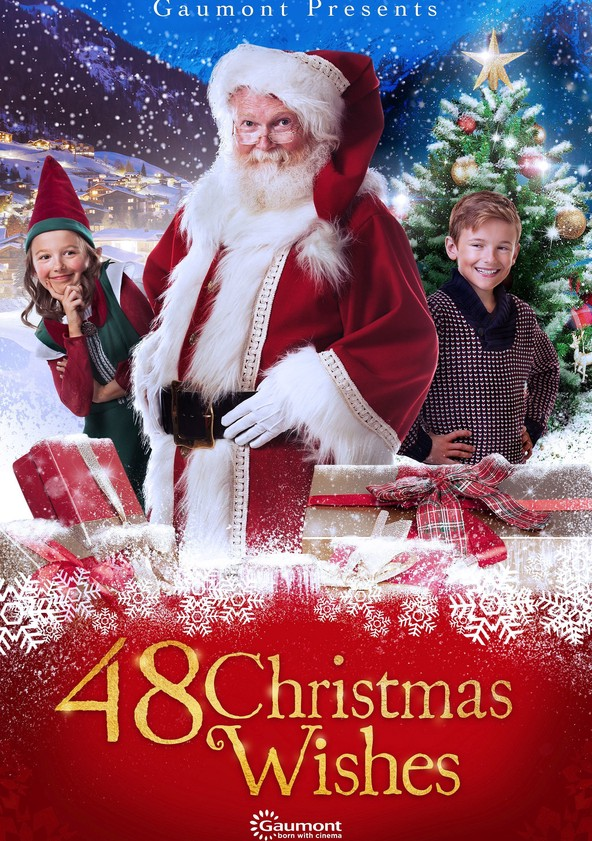 48 Christmas Wishes poster