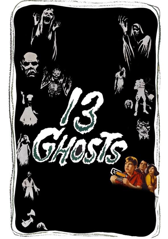 Los trece fantasmas